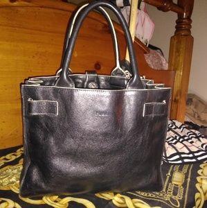 Leather Furla Bag